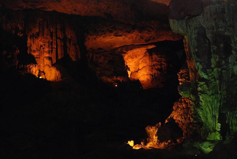 Пещера Деревянных колов - Дауго